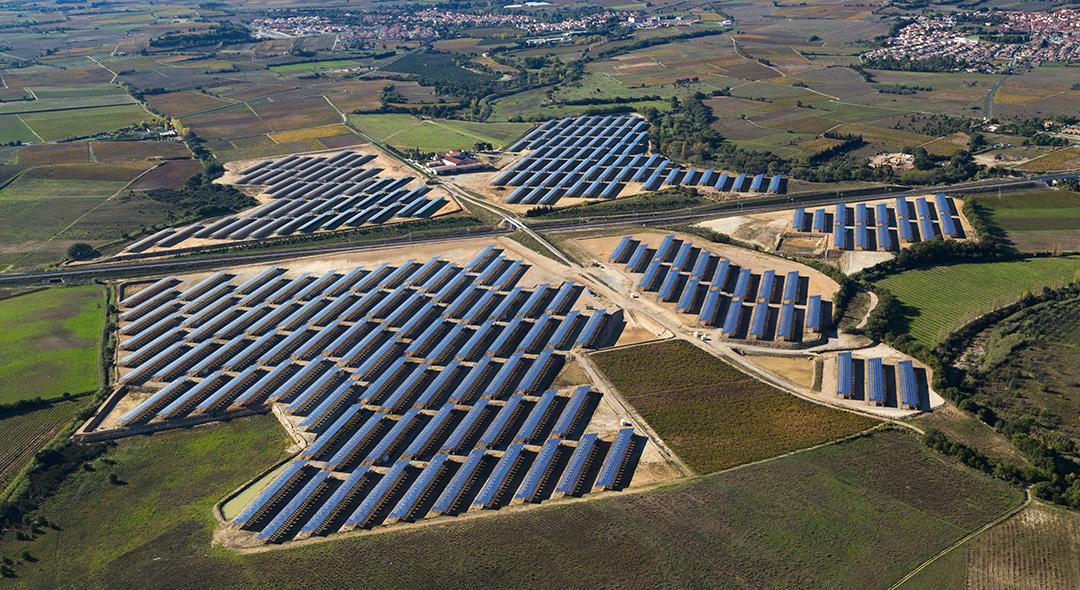 Serres agricoles photovoltaïque Canterrane Cap Vert Energie