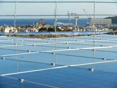 toiture industrielle La Ciotat Cap Vert Energie