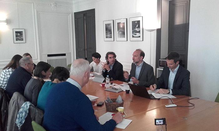Conférence de presse Cap Vert Energie mai 2017