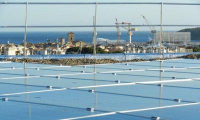Toiture photovoltaïque La Ciotat - Cap Vert Energie
