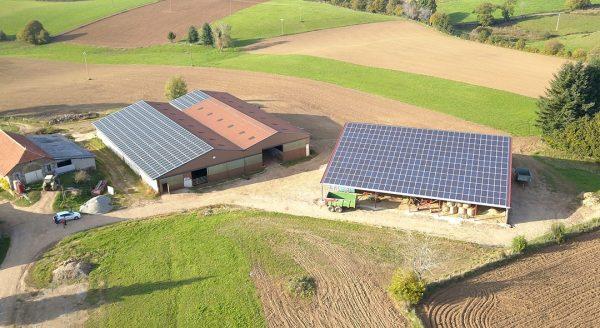 Bâtiment Solaire Saint Antoine - Cap Vert Energie