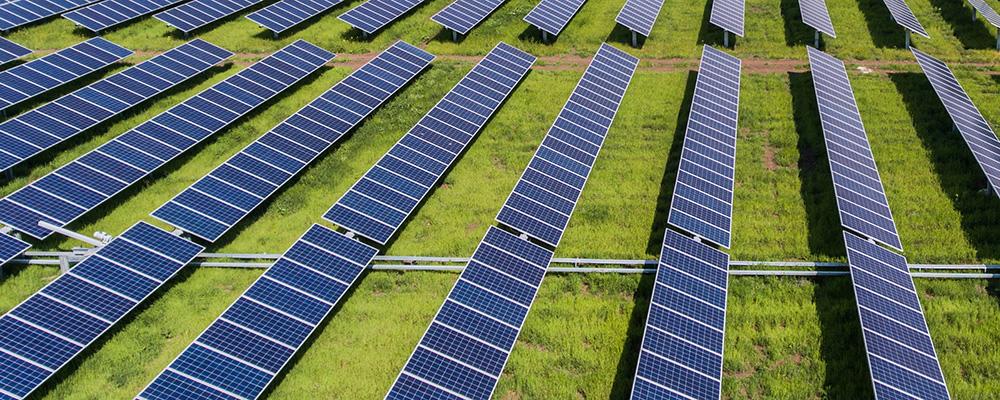 Centrale au sol photovoltaïque - CVE Chile