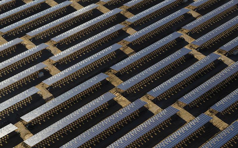Serres photovoltaïques - Cap Vert Energie