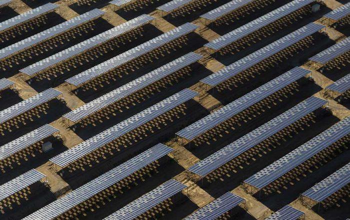 Cruas - serre photopvoltaïque CVE